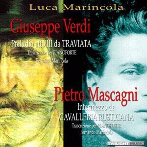 Giuseppe Verdi e Pietro Mascagni