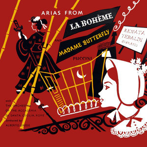 Arias From La Boheme & Madame Butterfly