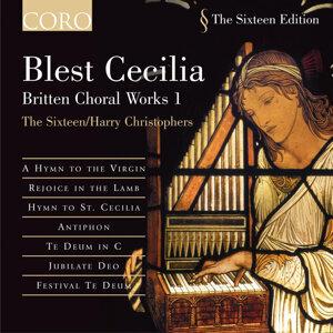 Blest Cecilia: Britten Choral Works 1