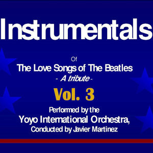 The Love Songs of the Beatles - Instrumentals Volume 3