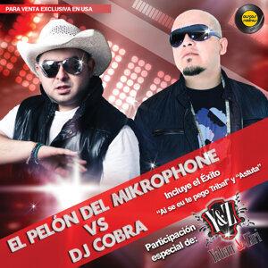 El Pelón Del Mikrophone Vs DJ Cobra