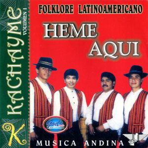 Heme Aqui - Folklore Latinoamericano, Vol. 1