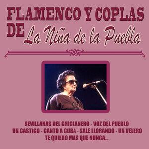 Flamenco Y Coplas De La Niña De La Puebla