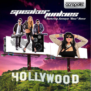 Hollywood featuring Somaya Reece