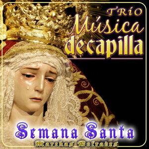 Trío Música de Capilla. Semana Santa. Marchas Procesionales