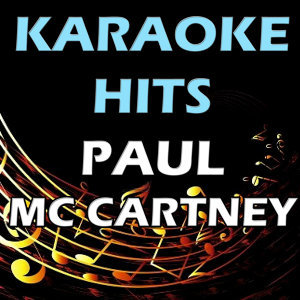 Karaoke Hits Paul McCartney