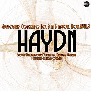 Haydn: Keyboard Concerto No. 3 in F major, Hob.XVIII:3