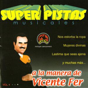 Super Pistas  - A la Manera de Vicente Fer