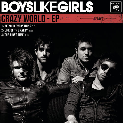 Crazy World - EP