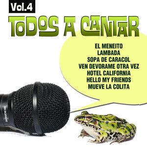 Todos A Cantar Vol.4
