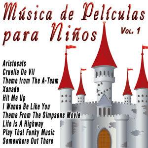 Música de Películas para Niños Vol.1