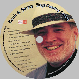 Keith G. Gatsby Sings Country Swing