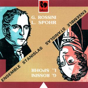 Gioacchino Rossini: Andante con Variazioni - Andante e Tema con Variazioni - Serenata per Piccolo Complesso - Louis Spohr: Nonet, Op. 31