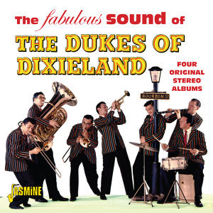 The Fabulous Sound of The Dukes Of Dixieland - Four Original Stereo Albums