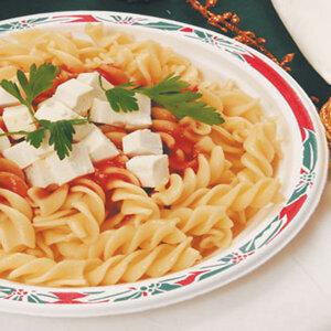 Recetas de cocina: Pastas y salsas