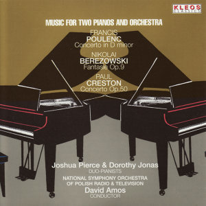 Music for Two Pianos and Orchestra