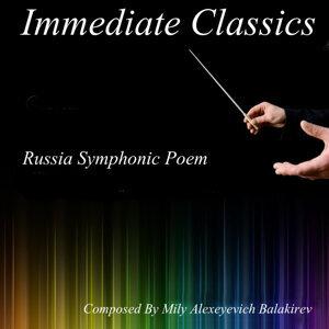 Balakirev: Russia Symphonic Poem