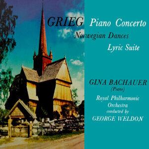 Grieg Piano Concertos
