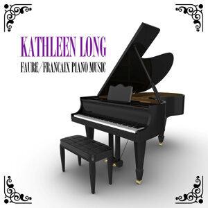 Faure/Francaix Piano Music