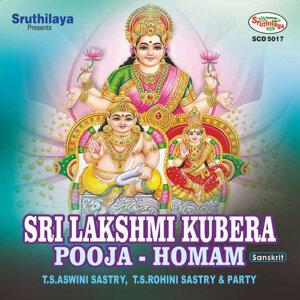Sri Lakshmi Kubera Pooja - Homam