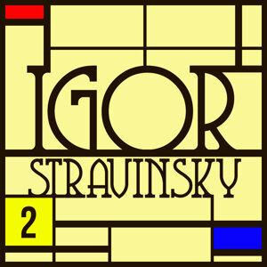 L'oiseau De Feu / Divertimento : Anthologie Igor Stravinsky Vol. 2
