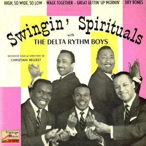 Vintage Vocal Jazz / Swing No. 130 - EP: Swingin' Spirituals