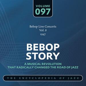 Bebop Live Concerts Vol. 8 (1947)