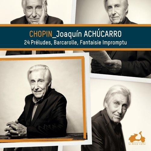 Chopin-Joaquín Achúcarro