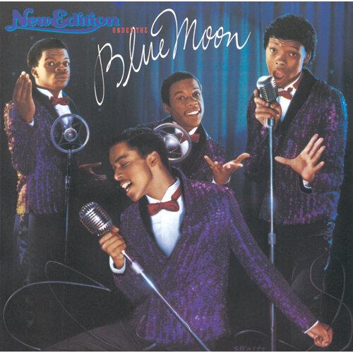 Under The Blue Moon - Reissue