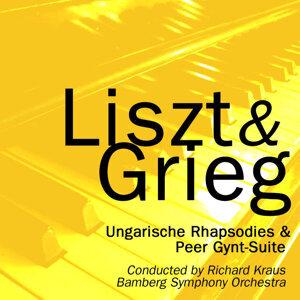 Liszt & Grieg: Ungarische Rhapsodies & Peer Gynt-Suite