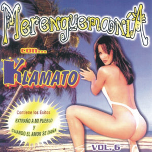 Merenguemanía Con Klamato Vol. 6