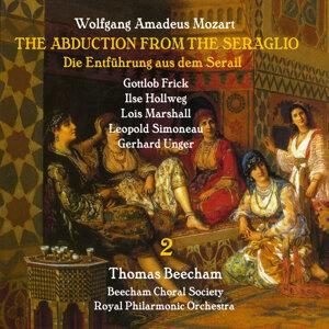 Mozart: Die Entführung aus dem Serail, Vol. 2