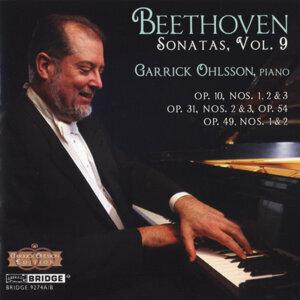 Garrick Ohlsson: Beethoven Sonatas, Vol. 9