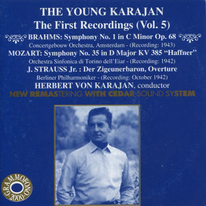 The Young Karajan: The First Recordings, Vol. 5