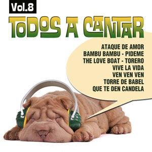 Todos A Cantar Vol.8