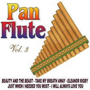 Pan Flute Vol.3