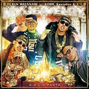 G.O.L.D PART 2 (feat. KOHH, Kayzabro & Y'S) (G.O.L.D PART 2 (feat. KOHH, Kayzabro & Y'S))