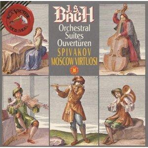 Johann Sebastian Bach Orchestral Suites