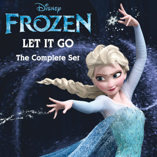 """Let It Go The Complete Set - From """"Frozen"""""""