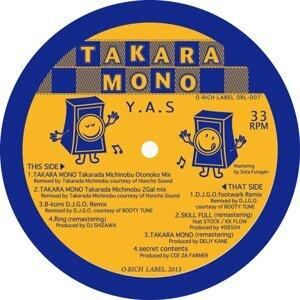 TAKARA MONO Takarada Michinobu Otonoko Mix (TAKARA MONO)