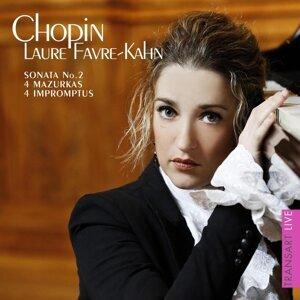 Chopin: Laure Favre-Kahn