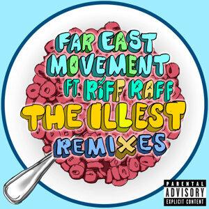 The Illest - Remixes