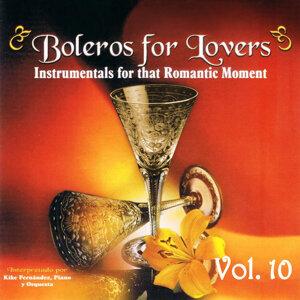 Boleros for Lovers Volume 10