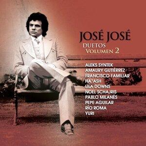 José José Duetos Volumen 2