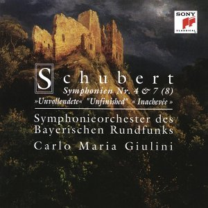 "Schubert: Symphonies 4 & 7 (8) ""Unfinished"""