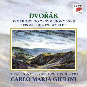 "Dvorák:  Symphonies Nos. 7 & 9 ""From the New World"""