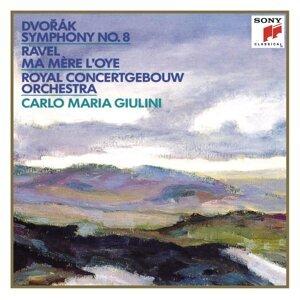 Dvorák: Symphony No. 8 in G Major, Op. 88 - Ravel: Ma mère l'oye