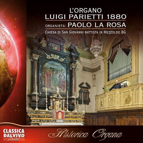 L'organo Luigi Parietti 1880 in Mezzoldo BG