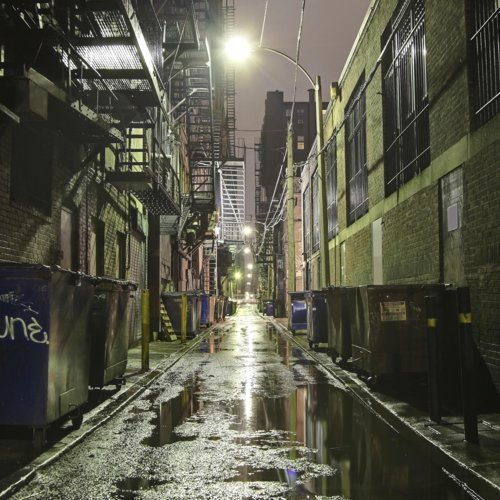 Heavy Streets