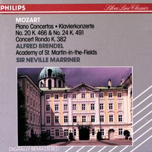 Mozart: Piano Concertos Nos. 20 & 24; Concert Rondo, K.382